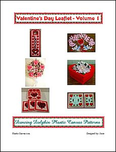 Dancing Dolphin Plastic Canvas Patterns - Patterns on Demand